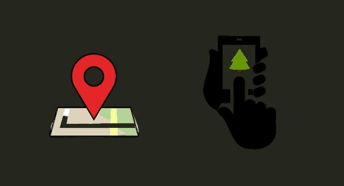 Weihnachtsbaum Händler Anbieter Suche online lokal regional